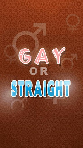Gay or Stright