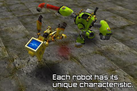 Robot Battle