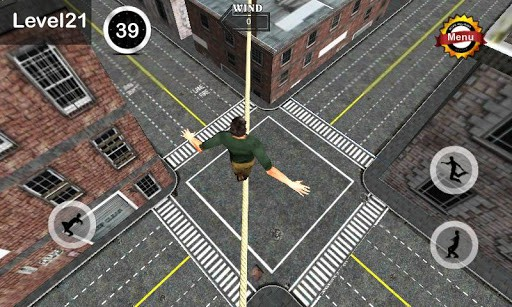 TightRope Walker 3D