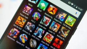 Популярные игры для Android