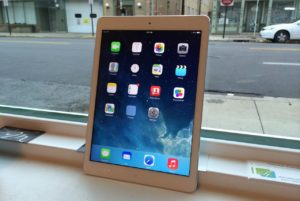 Преимущества Apple iPad