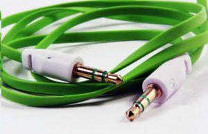 Особенности AUX-кабелей