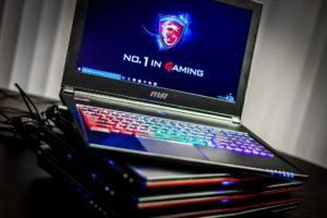 Мощные игровые ноутбуки: лучшие модели 2018 года