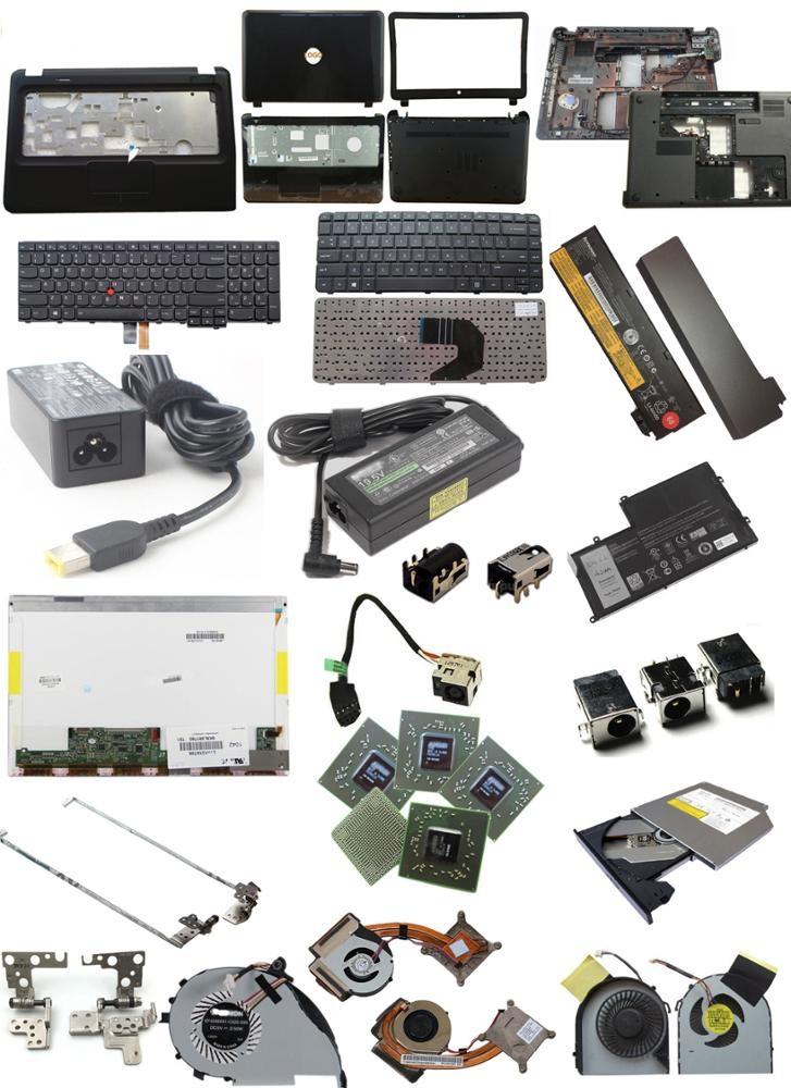 Правильный подбор комплектующих для ноутбуков