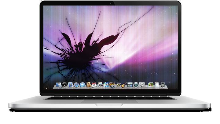 Типичные неисправности MacBook
